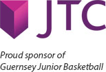 JTC - Proud sponsor of Guernsey Junior Basketball