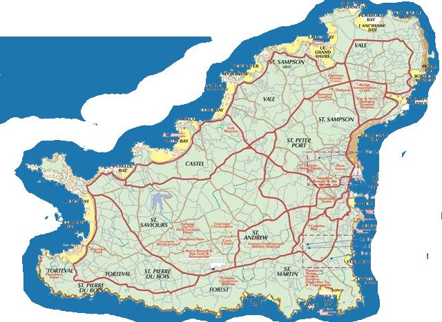 History About Guernsey Basketball Association