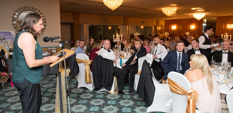 GBA Presentation Evening 2016
